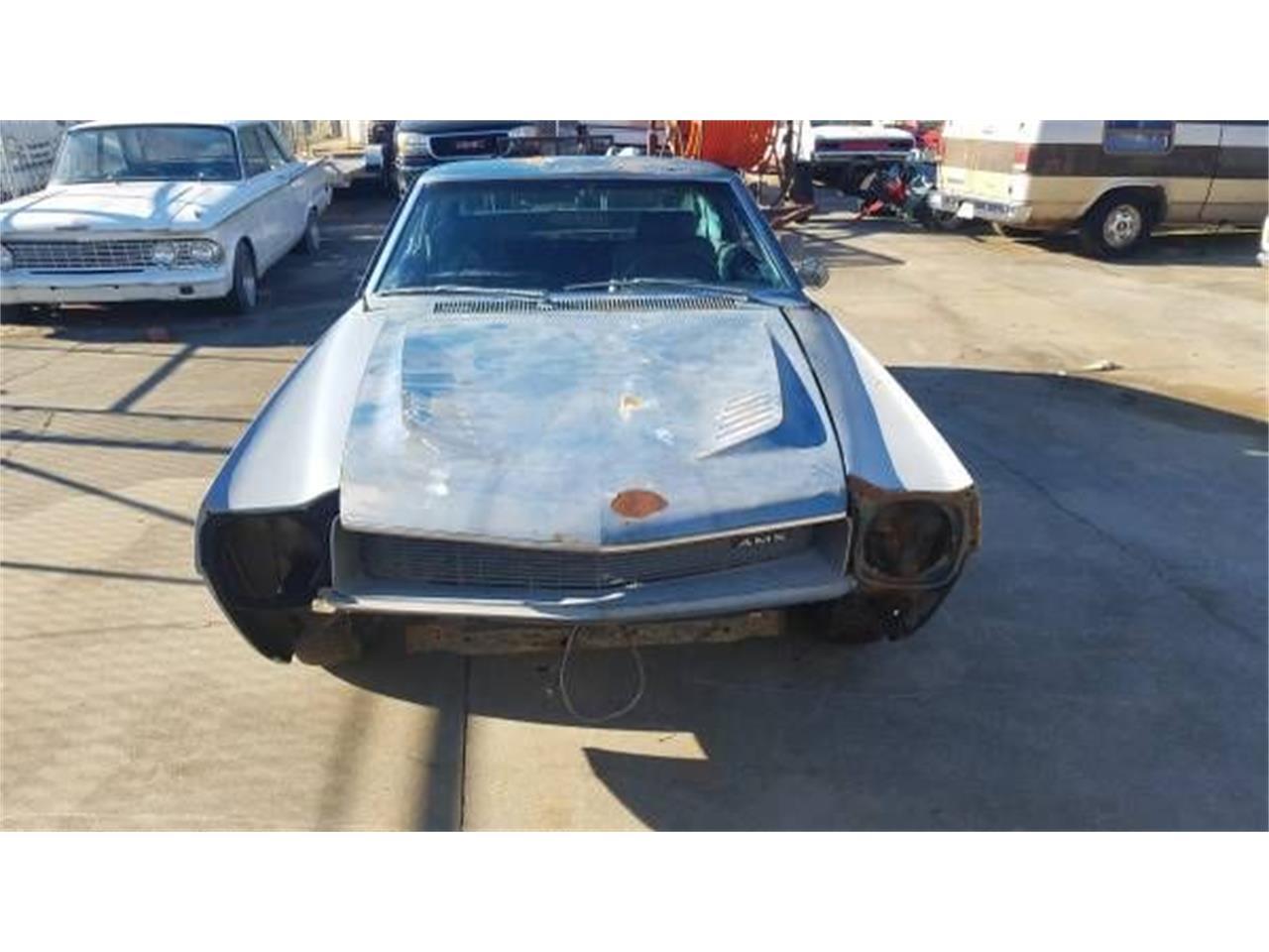 1969 AMC AMX (CC-1187813) for sale in Cadillac, Michigan