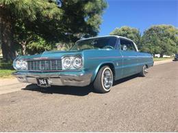 1964 Chevrolet Impala (CC-1187829) for sale in Cadillac, Michigan