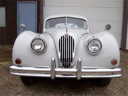 1957 Jaguar XK140 (CC-1187932) for sale in medina, Ohio