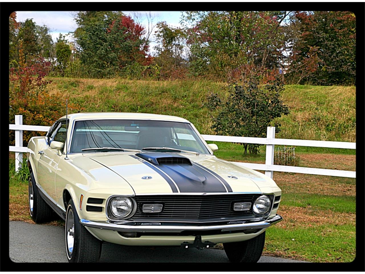 1970 Ford Mustang (CC-1187942) for sale in Old Forge, Pennsylvania