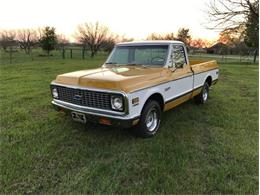 1972 Chevrolet Silverado (CC-1188119) for sale in Fredericksburg, Texas