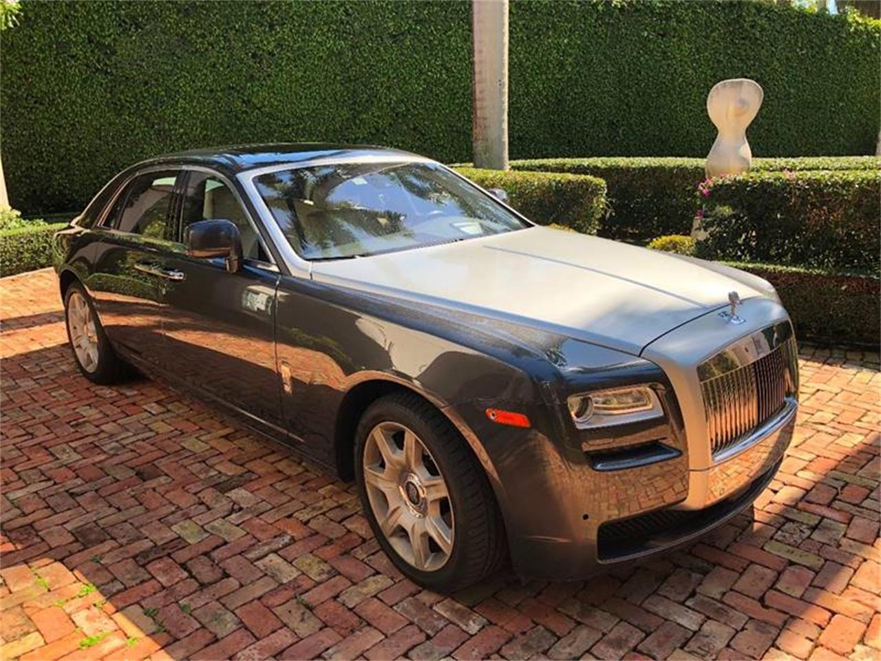 2012 Rolls-Royce Silver Ghost (CC-1188134) for sale in Fort Lauderdale, Florida