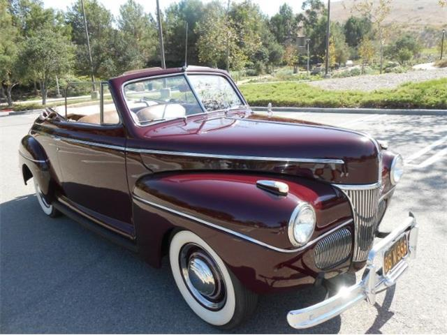 1941 Ford Super Deluxe (CC-1188145) for sale in Cadillac, Michigan