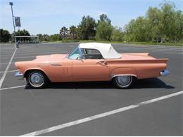 1957 Ford Thunderbird (CC-1188147) for sale in Cadillac, Michigan