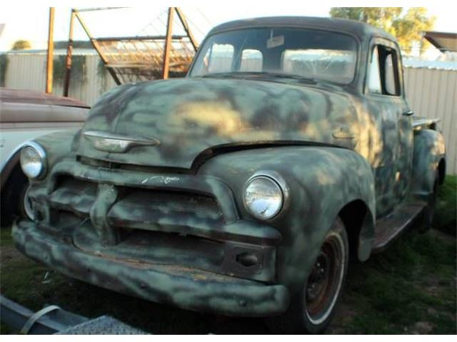 1955 Chevrolet Pickup (CC-1188153) for sale in Cadillac, Michigan