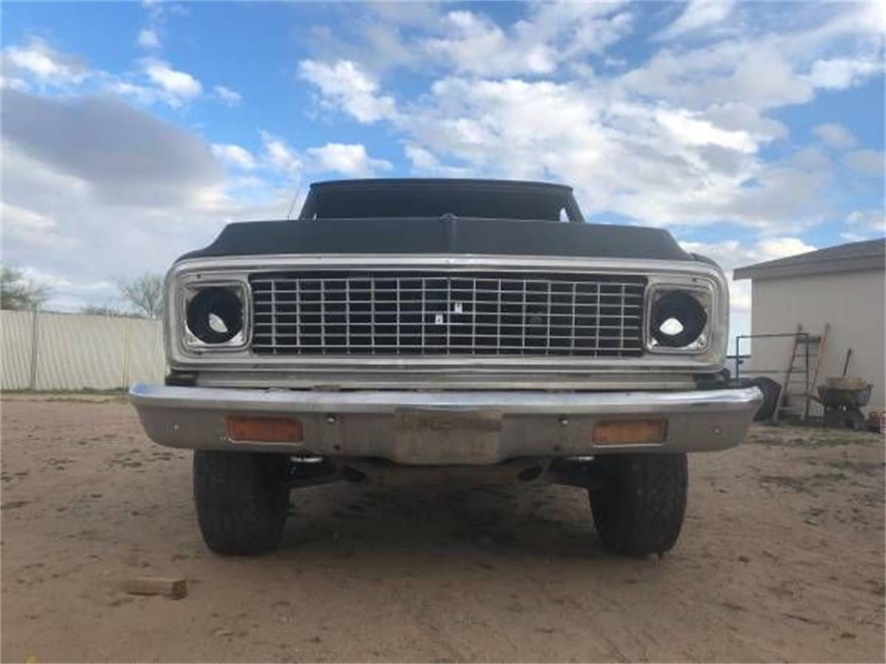 1972 Chevrolet C10 (CC-1188154) for sale in Cadillac, Michigan