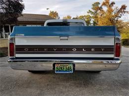 1971 Chevrolet Cheyenne (CC-1188159) for sale in Cadillac, Michigan