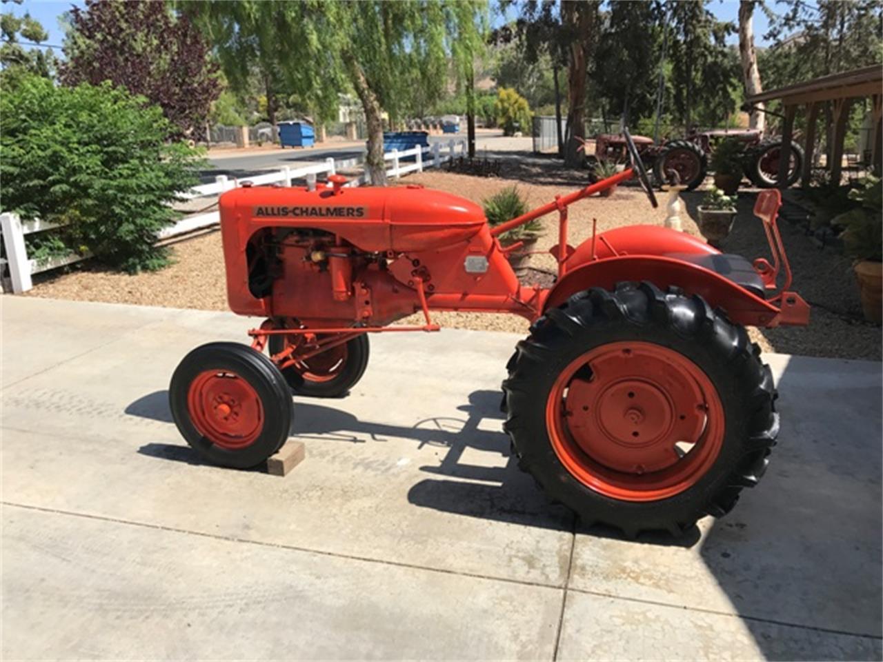 Allis Suicide 1938 allis chalmers tractor for sale   classiccars   cc