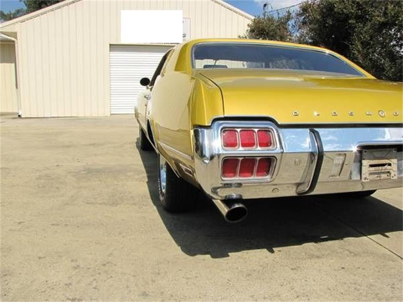 1972 Oldsmobile Cutlass (CC-1188169) for sale in Cadillac, Michigan
