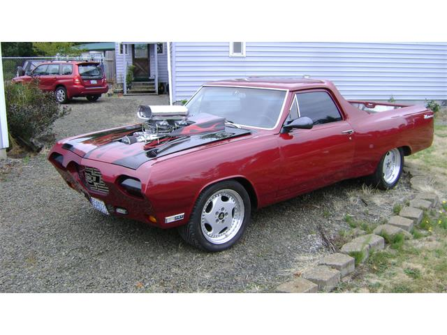 1965 Chevrolet El Camino (CC-1188219) for sale in Ocean Park, Washington