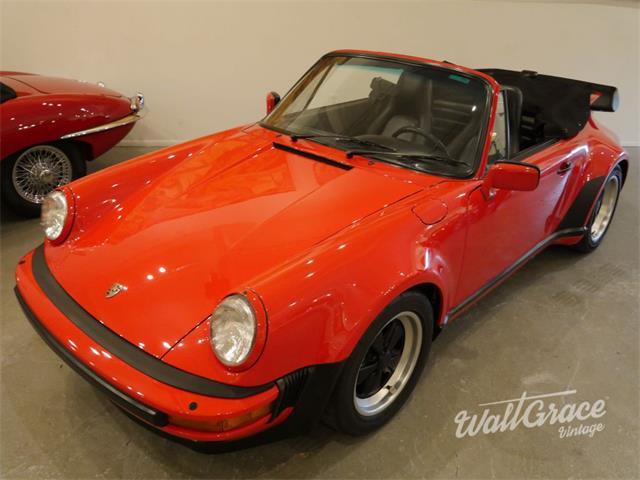 1988 Porsche 911 (CC-1180083) for sale in Miami, Florida