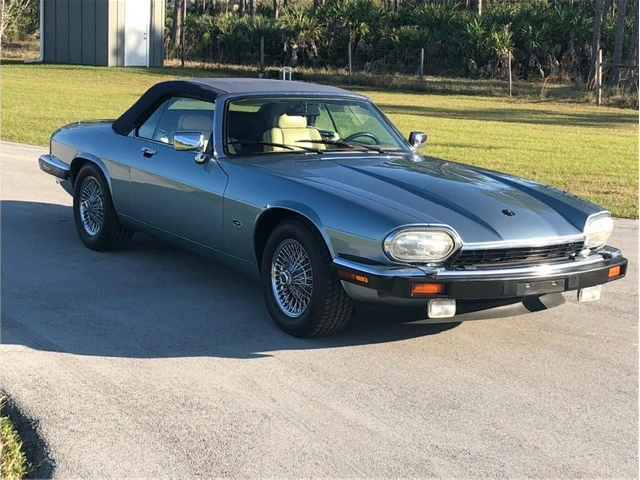 1992 Jaguar XJS for Sale | ClassicCars.com | CC-1188438