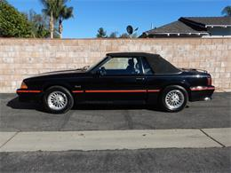 1989 Ford Mustang GT (CC-1188473) for sale in woodland hills, California