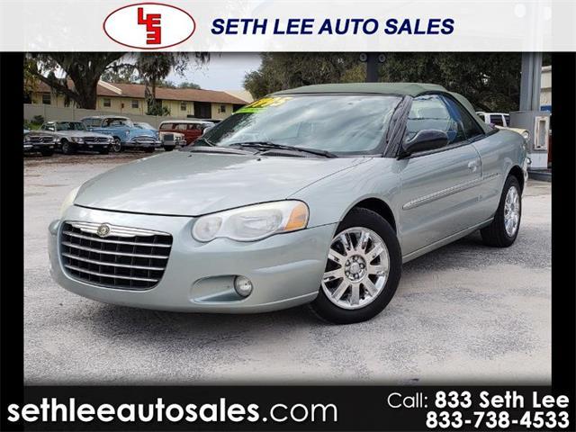 2004 Chrysler Sebring (CC-1188538) for sale in Tavares, Florida