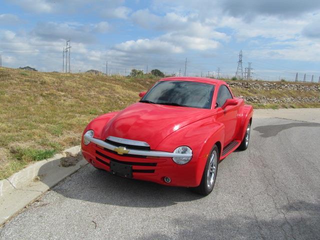 2004 Chevrolet SSR (CC-1188633) for sale in Omaha, Nebraska