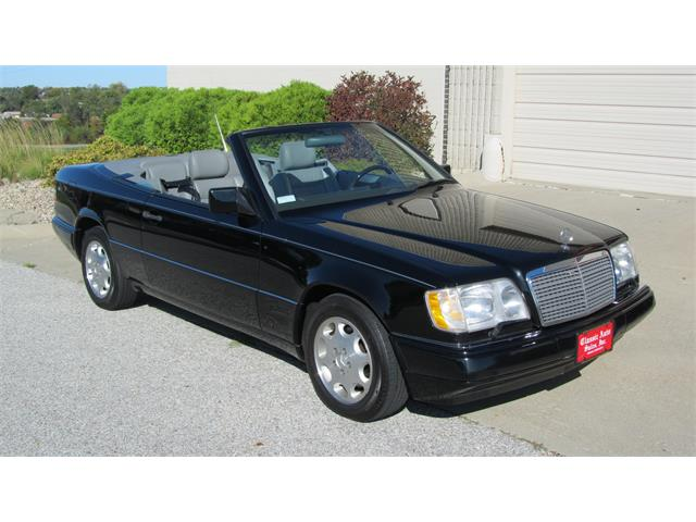 1995 Mercedes-Benz E320 (CC-1188640) for sale in Omaha, Nebraska