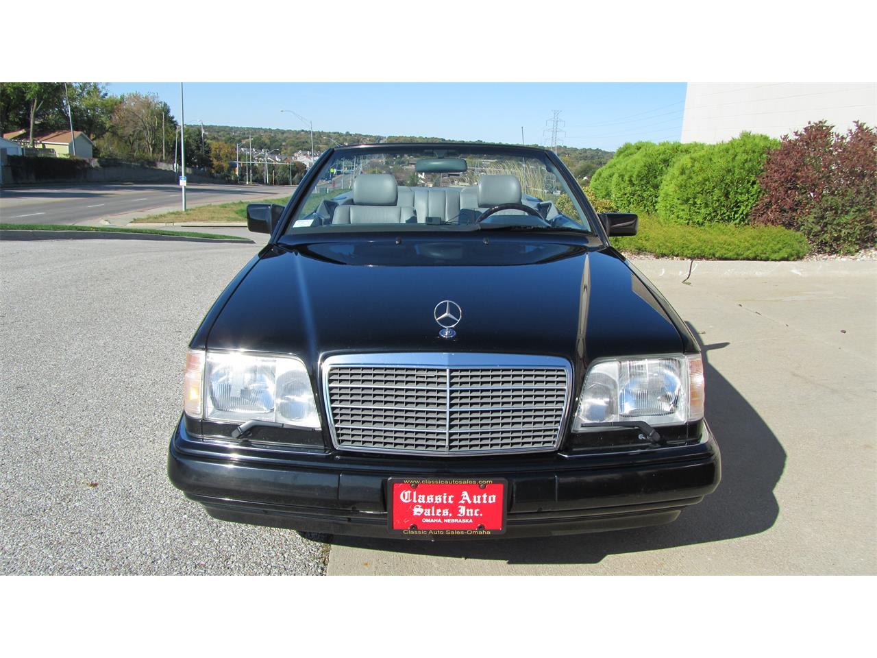 1995 Mercedes-Benz E320 (CC-1188640) for sale in Omaha, Nebraska