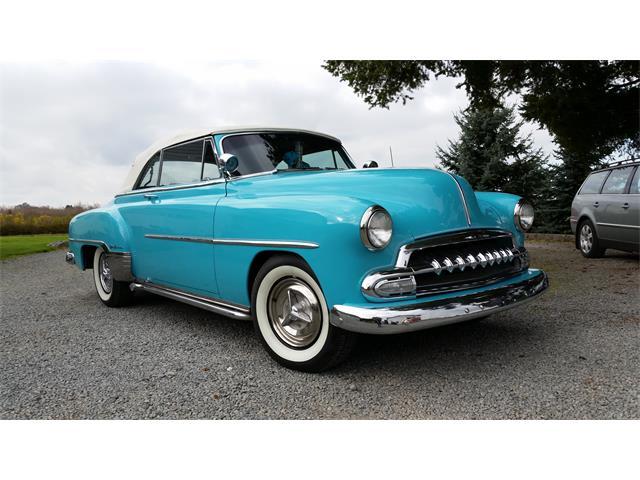 1952 Chevrolet Convertible