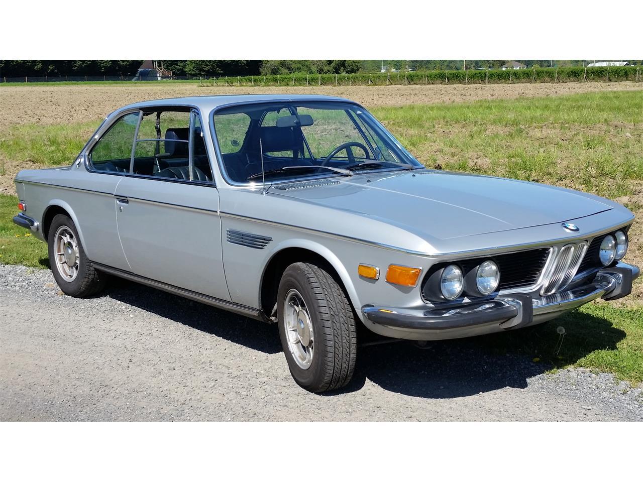 Bmw 3 0 Cs For Sale >> 1972 Bmw 3 0cs For Sale Classiccars Com Cc 1188650