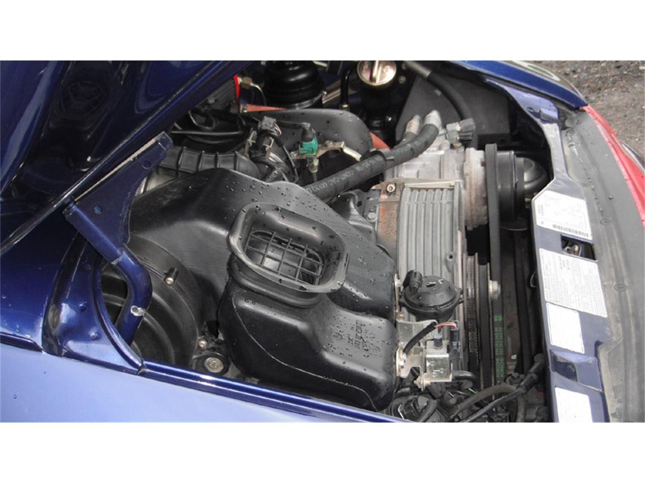 1995 Porsche 993 Carrera 2 Coupe (CC-1188656) for sale in Carnation, Washington