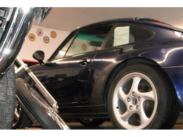 1995 Porsche 993 Carrera 2 Coupe (CC-1188656) for sale in Carnation, Washington
