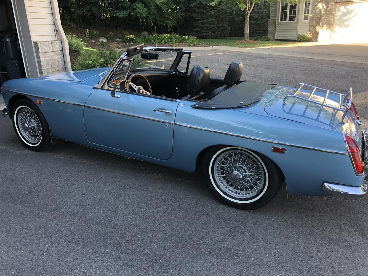 1969 Mg Mgb For Sale Classiccars Com Cc 1188660