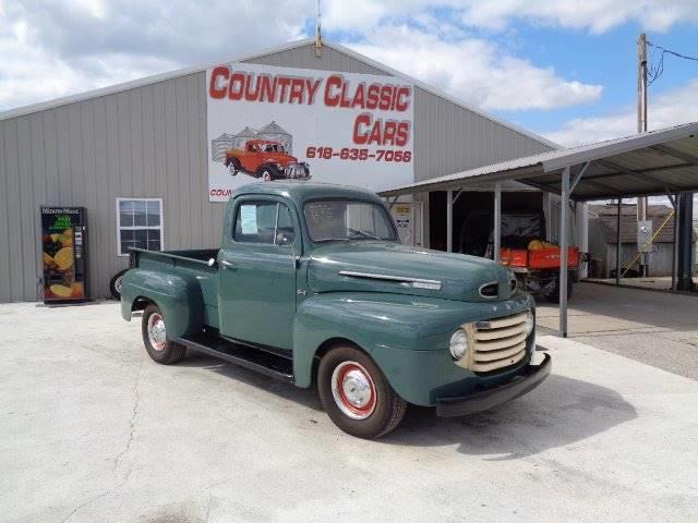 1948 Ford F100 (CC-1188740) for sale in Staunton, Illinois