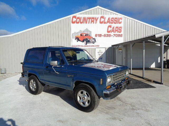 1988 Ford Bronco II