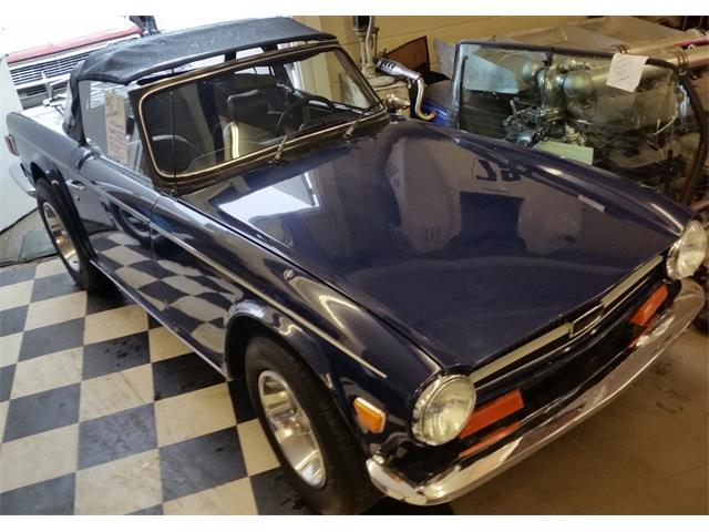 1973 Triumph TR6 (CC-1188865) for sale in Carnation, Washington
