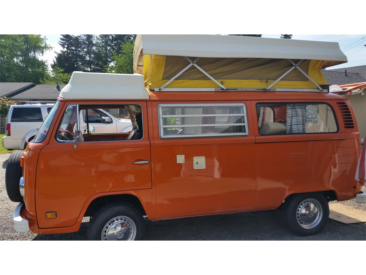 1978 Volkswagen Camper (CC-1188867) for sale in Carnation, Washington