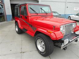 1994 Jeep Wrangler (CC-1188875) for sale in Gilroy, California