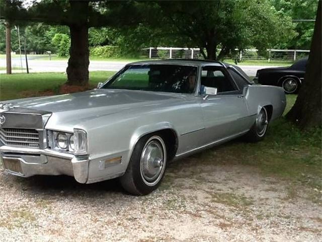 1970 Cadillac Eldorado (CC-1188975) for sale in Cadillac, Michigan