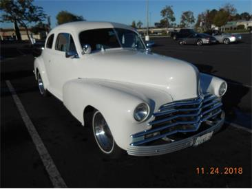 1947 Chevrolet Stylemaster (CC-1189043) for sale in Cadillac, Michigan