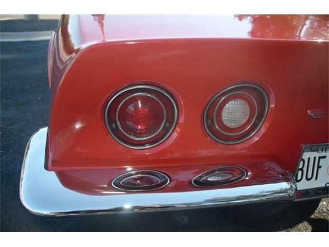 1973 Chevrolet Corvette (CC-1189046) for sale in Cadillac, Michigan