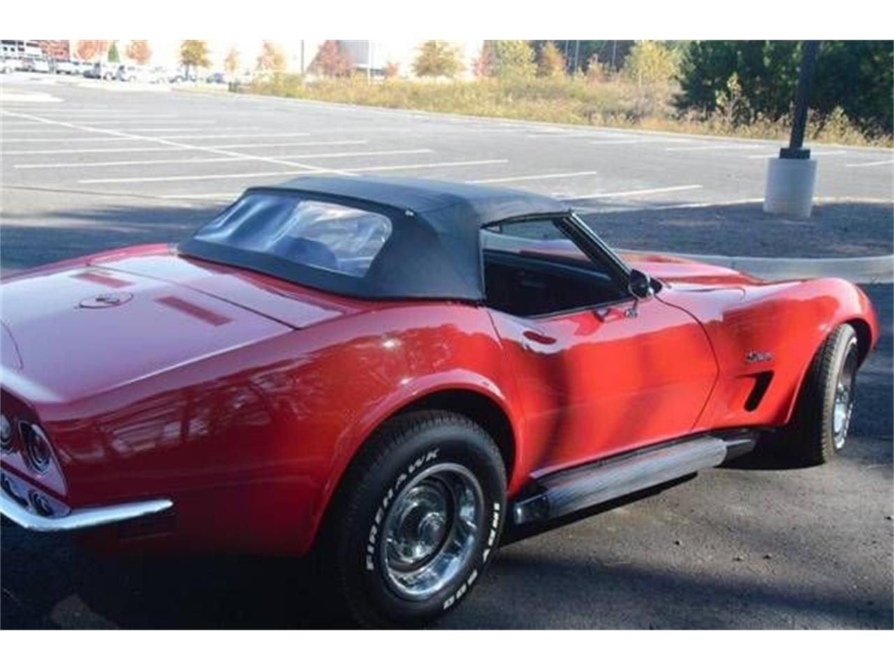 1973 Chevrolet Corvette (CC-1189046) for sale in Cadillac, Michigan