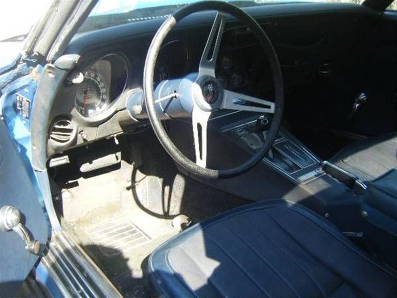 1973 Chevrolet Corvette (CC-1189048) for sale in Cadillac, Michigan