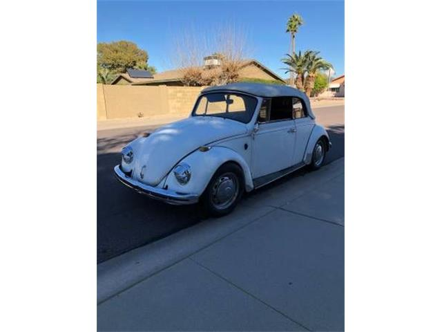 1967 Volkswagen Beetle (CC-1189069) for sale in Cadillac, Michigan