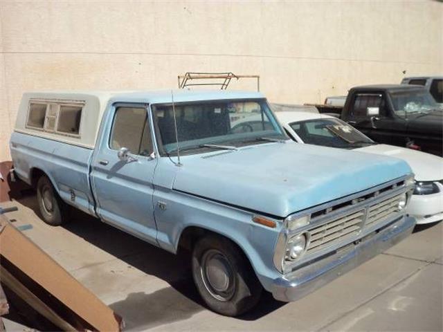 1974 Ford F100 (CC-1189072) for sale in Cadillac, Michigan