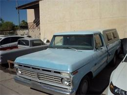 1974 Ford F100 (CC-1189072) for sale in Cadillac, Michigan