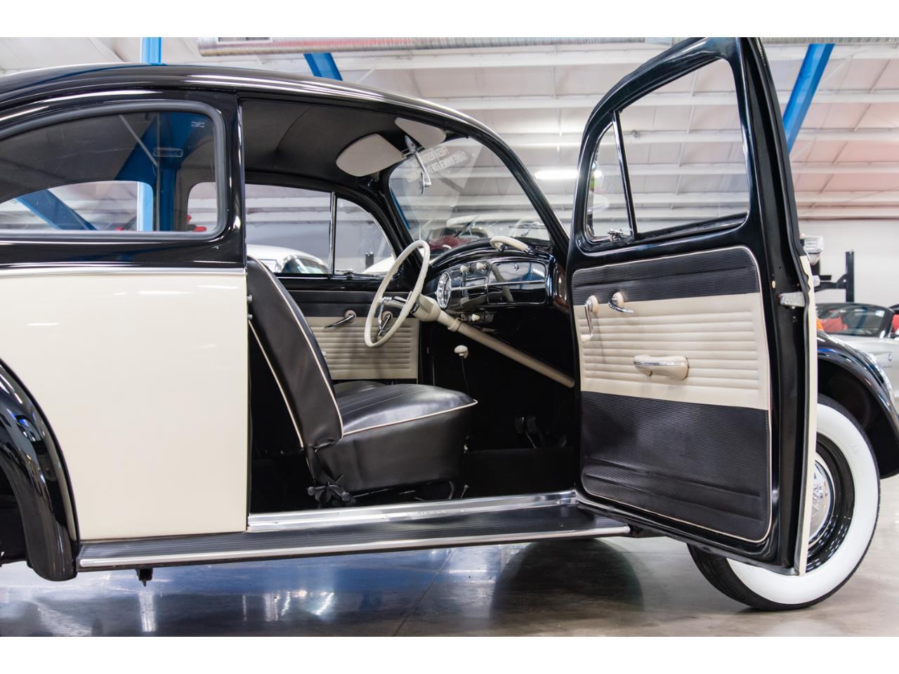 1961 Volkswagen Beetle (CC-1189088) for sale in Salem, Ohio