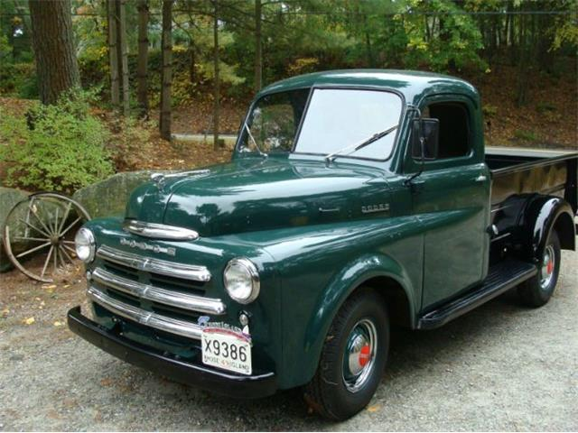 1949 Dodge B1 (CC-1189094) for sale in Cadillac, Michigan