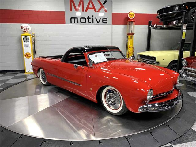 1949 Ford Convertible