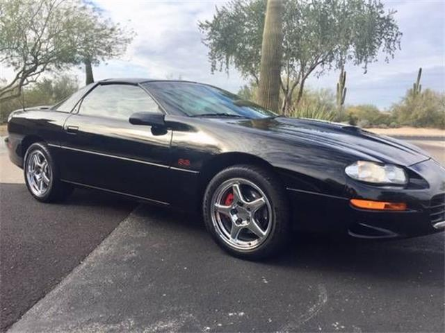 2000 Chevrolet Camaro (CC-1189129) for sale in Cadillac, Michigan