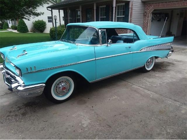1957 Chevrolet Bel Air (CC-1189143) for sale in Cadillac, Michigan