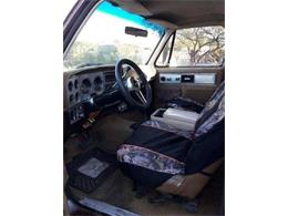 1979 GMC Jimmy (CC-1189172) for sale in Cadillac, Michigan