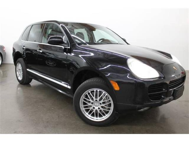 2006 Porsche Cayenne (CC-1189198) for sale in Cadillac, Michigan