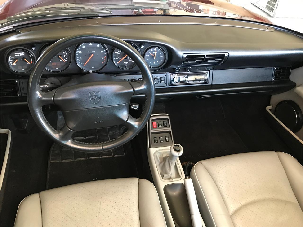 1996 Porsche 911 Carrera (CC-1189284) for sale in Dallas, Texas