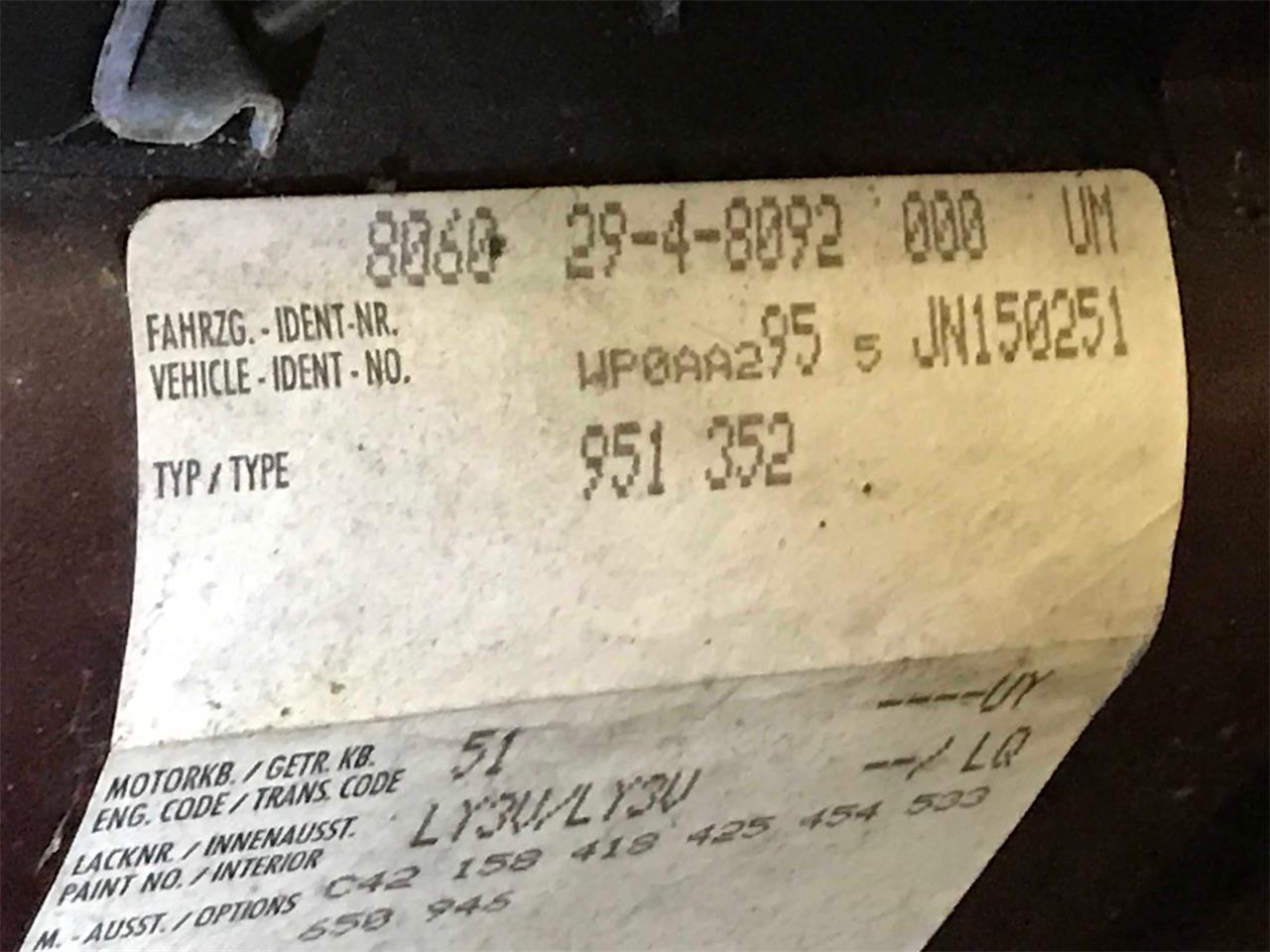 1988 Porsche 944S (CC-1189290) for sale in Cleveland, Ohio