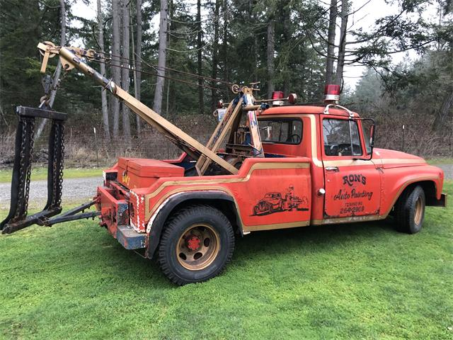 1964 International C1300 (CC-1189327) for sale in Rainier, Washington