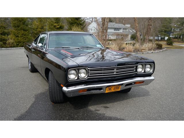 1969 Plymouth Road Runner (CC-1189345) for sale in Old Bethpage, New York